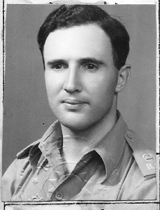 Major John Monro, 1942
