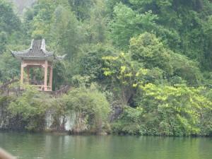 Lake in Danxia Park