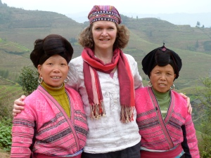 Yao ladies and me