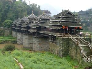 San Jiang Wind & Rain Bridge
