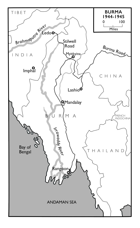 Burma 1944-1945