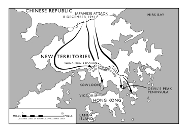 Battle of Hong Kong 1941
