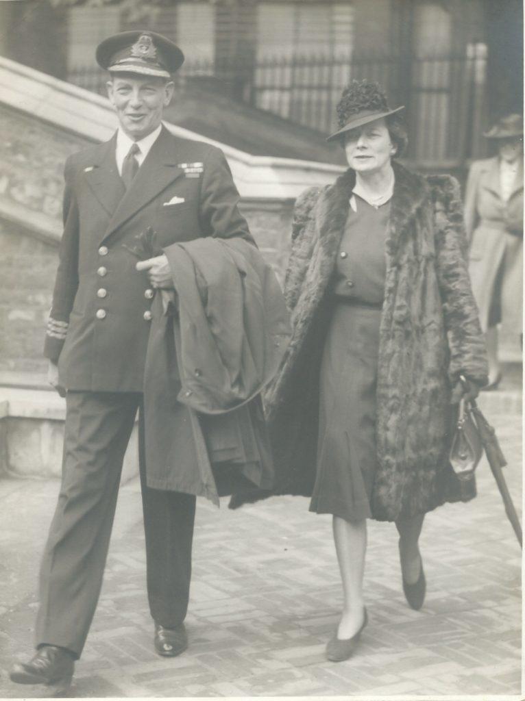 John & Dora Metcalf