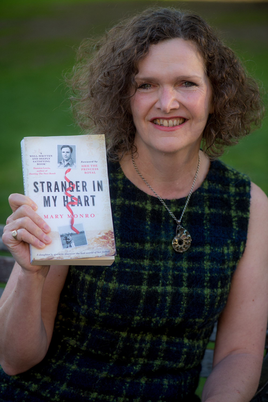 Mary Monro portrait image for Media Kit